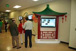 Visit the new Chinese Culture Corner